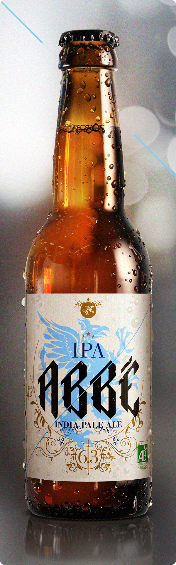 ABBÉ IPA  - Photo 1